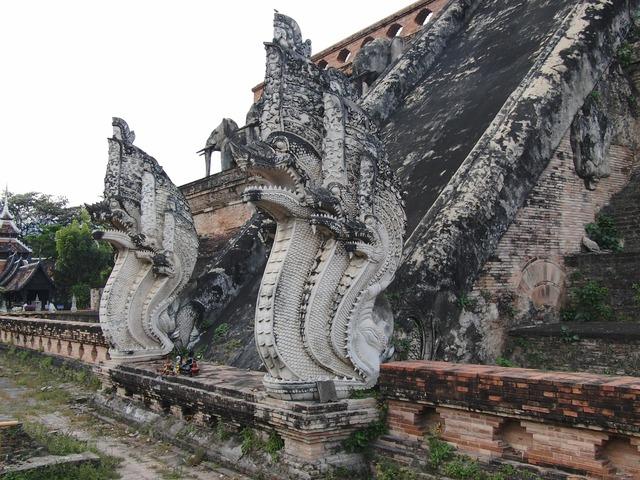 Asia temple thailand, religion.