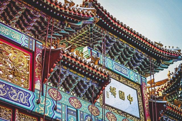 Asian building ornate, architecture buildings.