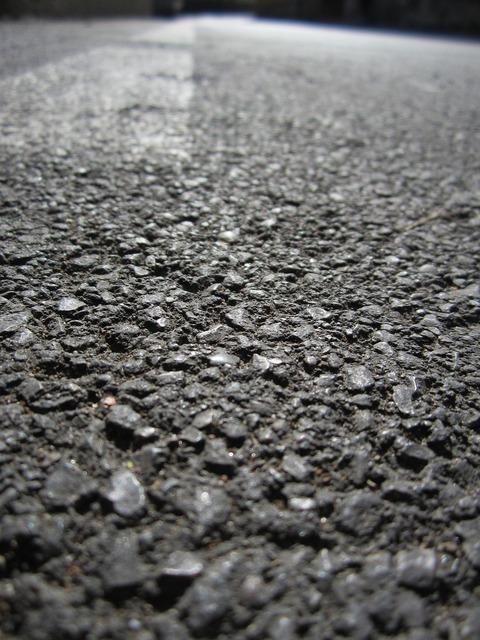 Asphalt road nero, transportation traffic.