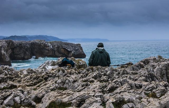 Asturias fisherman climate, people.