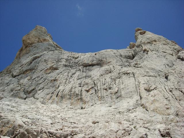 Asturias peak urriellu.