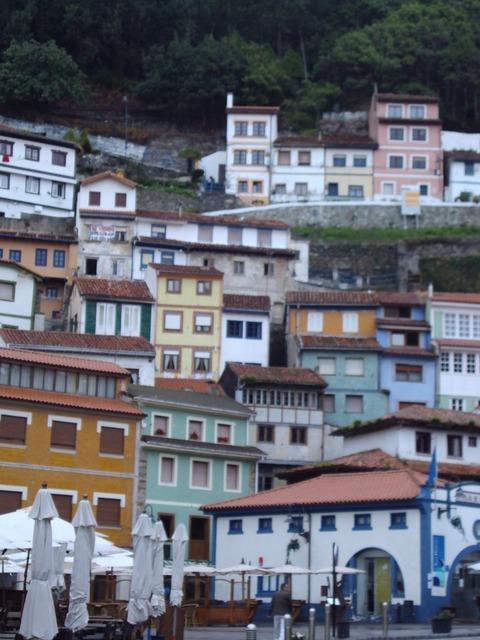 Asturias sea spain.