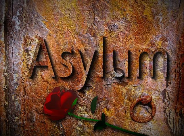 Asylum refugees tracking.