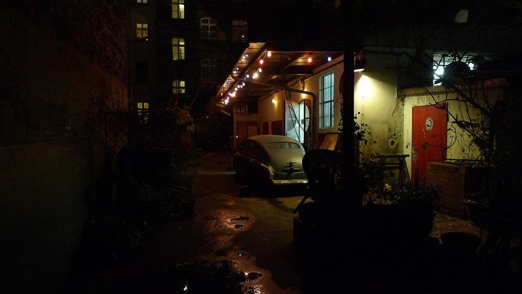 Cafe Mustang Berlin