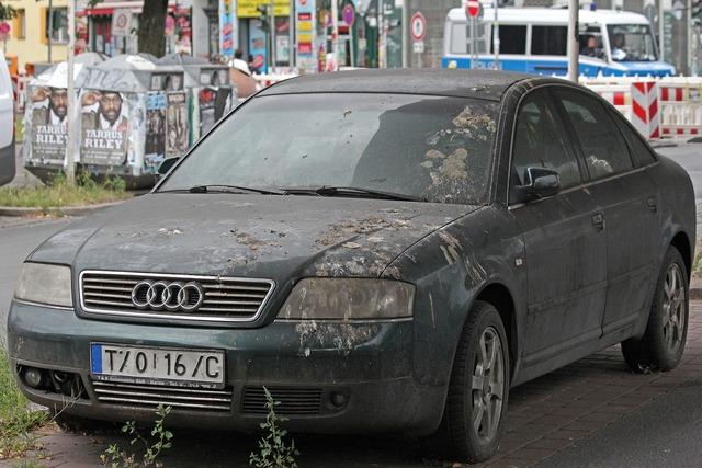 Audi audi a6 parking, transportation traffic.