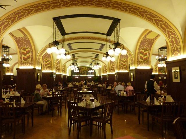 Auerbach's cellar leipzig gastronomy, architecture buildings.