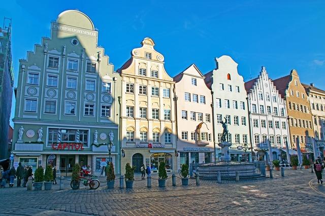 Augsburg bavaria germany.