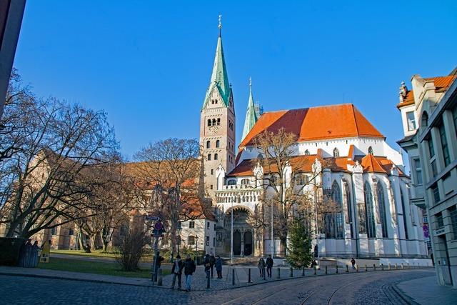 Augsburg bavaria germany, religion.