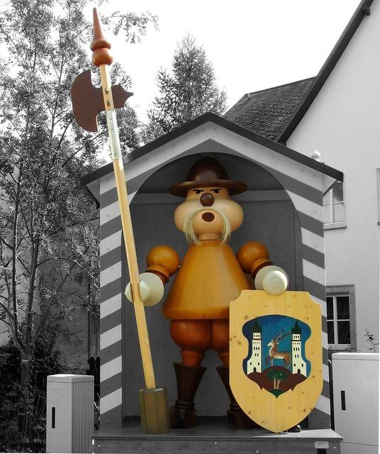 Augustusburg saxony figure, travel vacation.