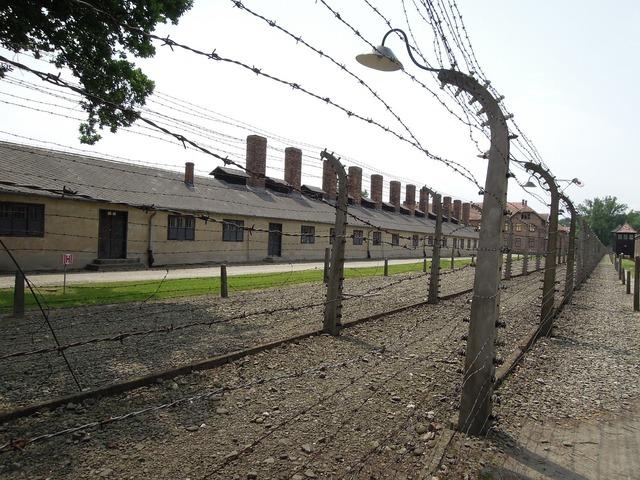 Auschwitch birkenau prison.