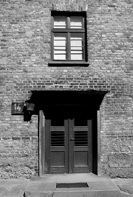 Auschwitz oswiecim poland, architecture buildings.