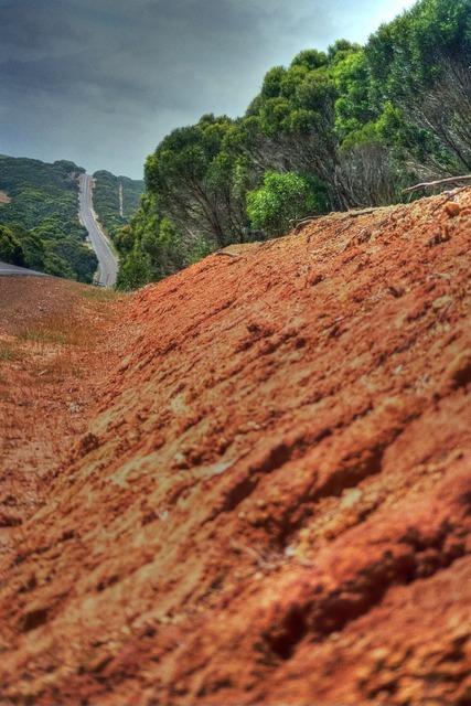 Australia road outback, transportation traffic.