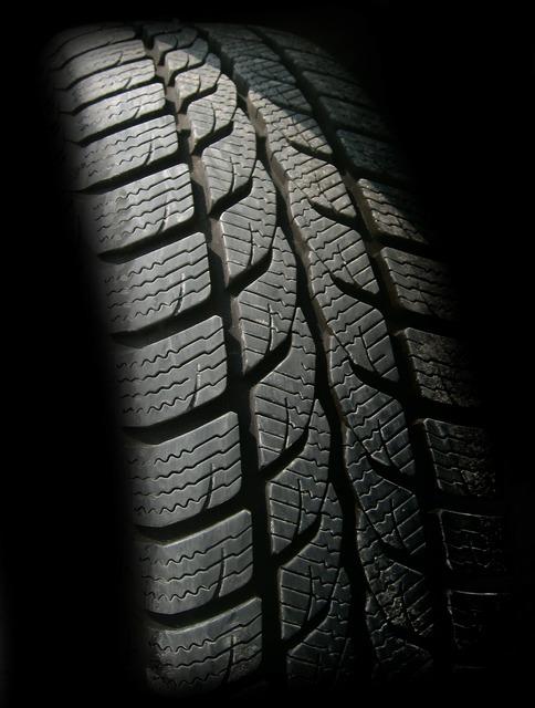 Auto auto tires rubber.