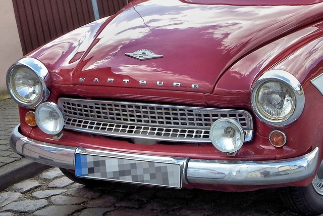Auto old oldtimer.