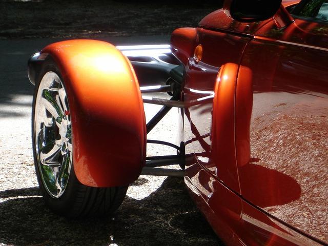Auto sports car racing car.