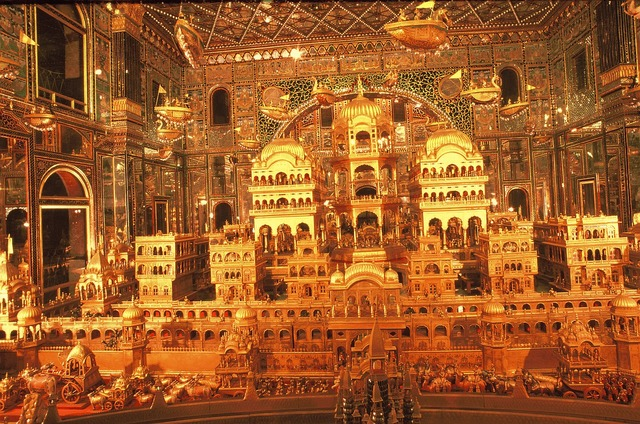 Ayodhya nagri ajmer jain temple, religion.