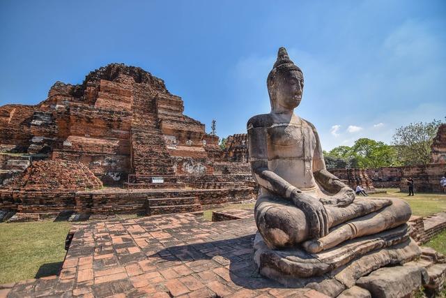 Ayutthaya ancient measure.