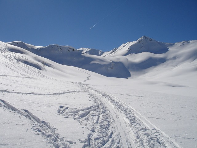 Backcountry skiiing winter mountaineering winter sports.