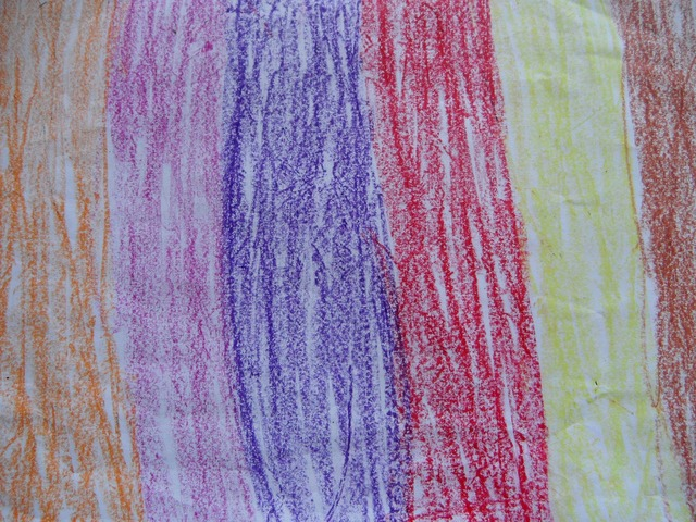 Background children drawing stripes, backgrounds textures.