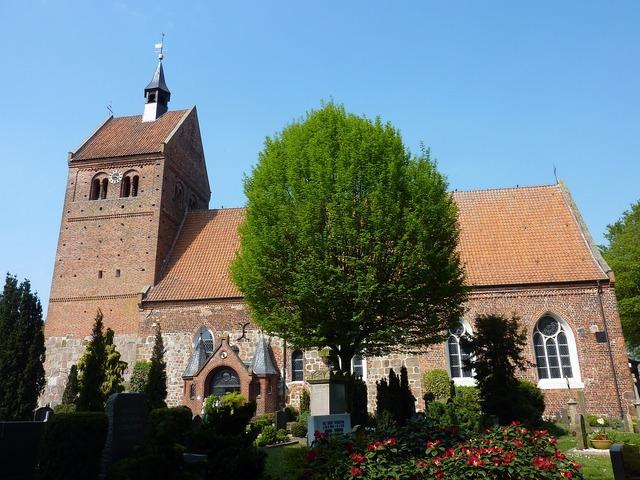 Bad zwischenahn st johannes church, religion.