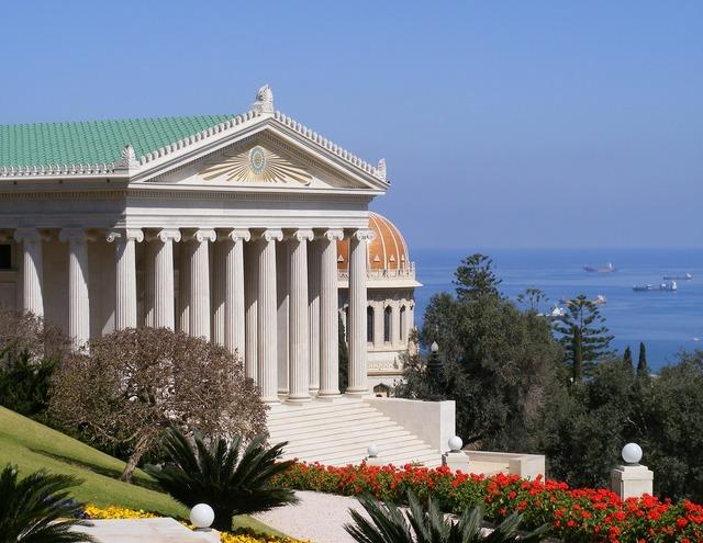 Bahá ' í weltzentrum haifa bahá ' í.