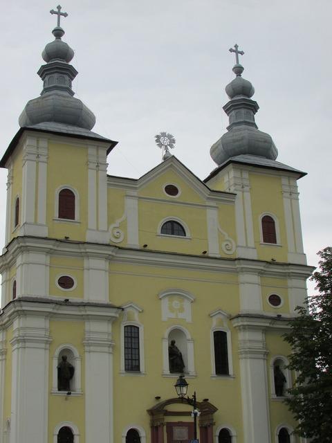 Baia mare transylvania church, religion.