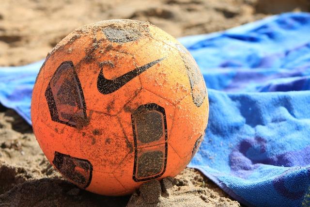 Ball beach sport, travel vacation.