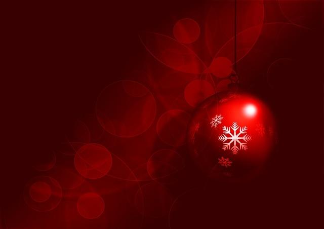 Ball christmas ornament christmas motif.