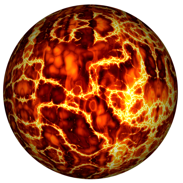 Ball fire electricity, science technology.