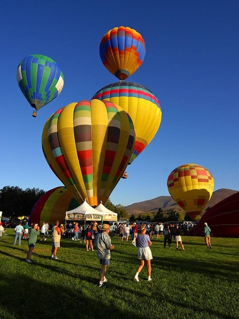 Ballons hot air balloon air sports.