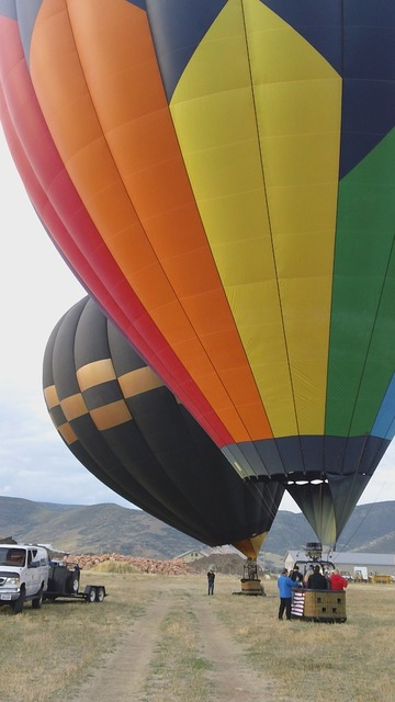 Balloon hot air balloon ride hot air balloon.