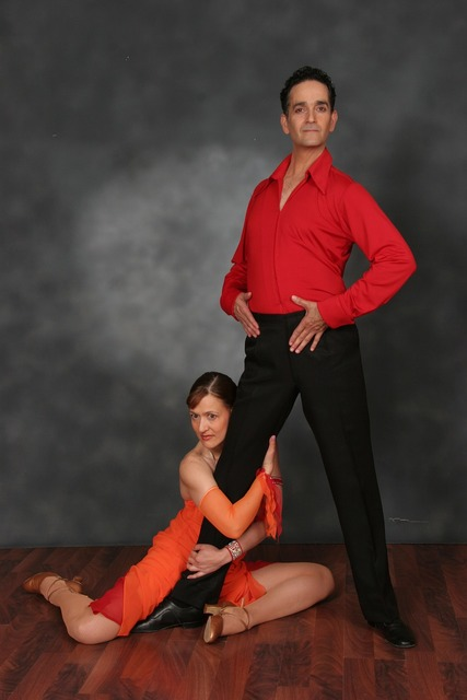Ballroom latin dancing, sports.