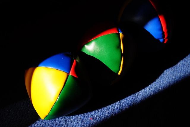 Balls juggling balls juggle.