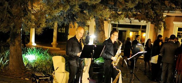 Band jazz music, music.