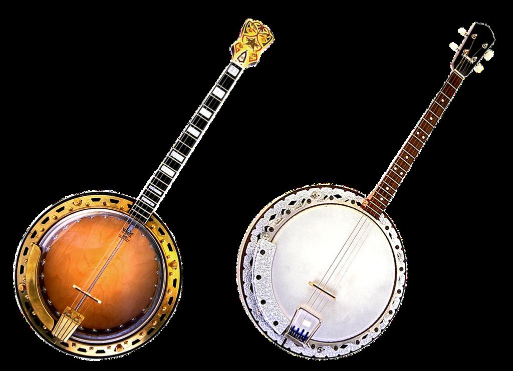 Banjo music string, music.
