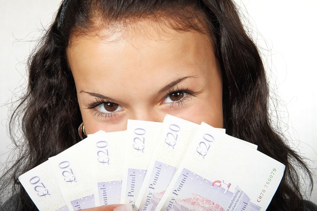 Banknote business cash, business finance.