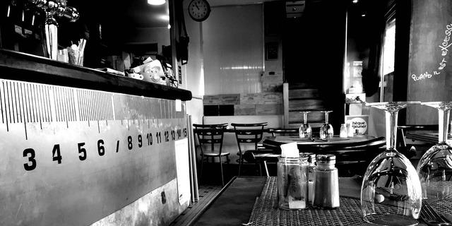 Bar restaurant coffee.