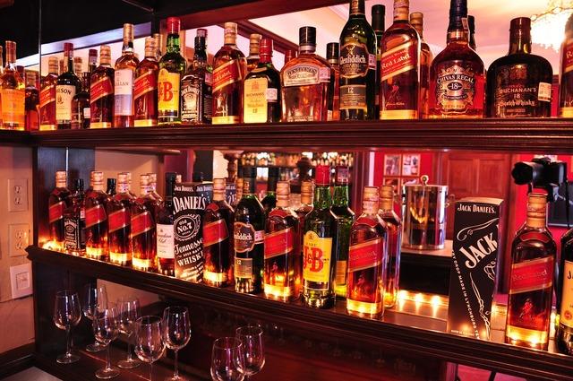 Bar wine wineho.