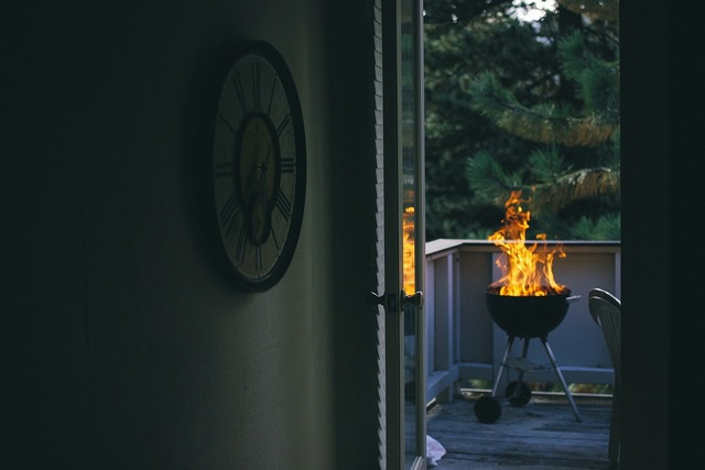 Barbecue bbq grill.