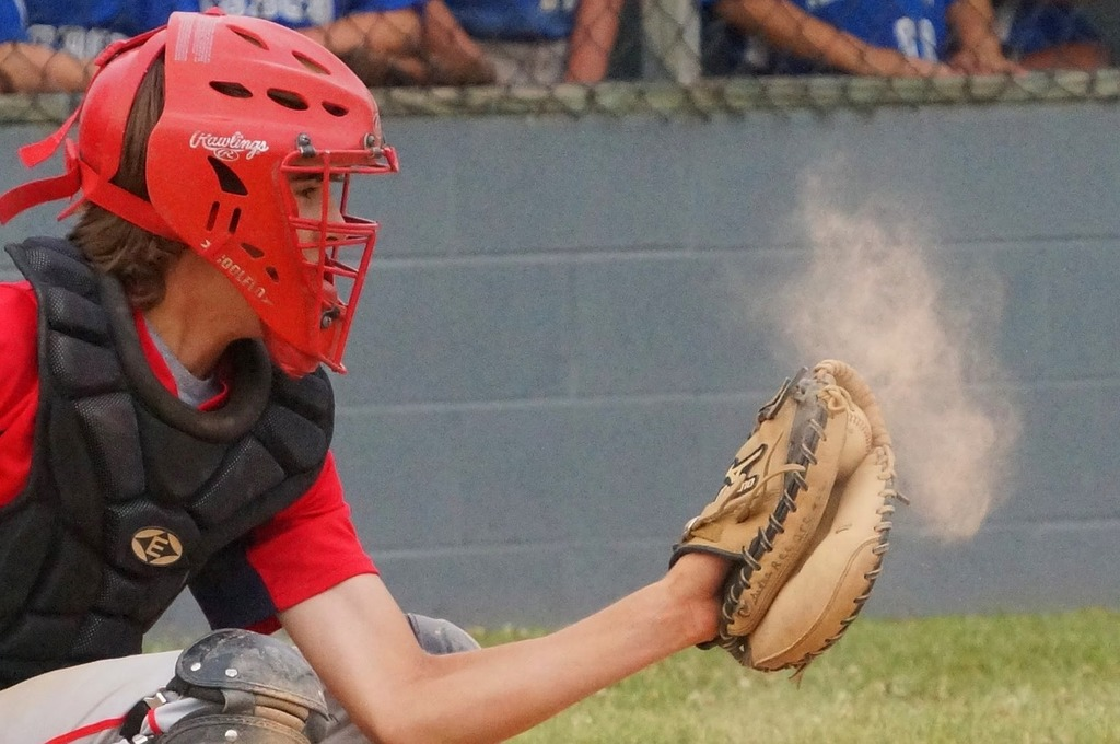Baseball catch summer, sports.