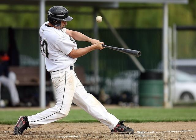 Baseball player batter, sports.