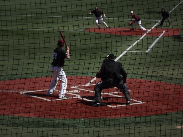Baseball sports field, sports.