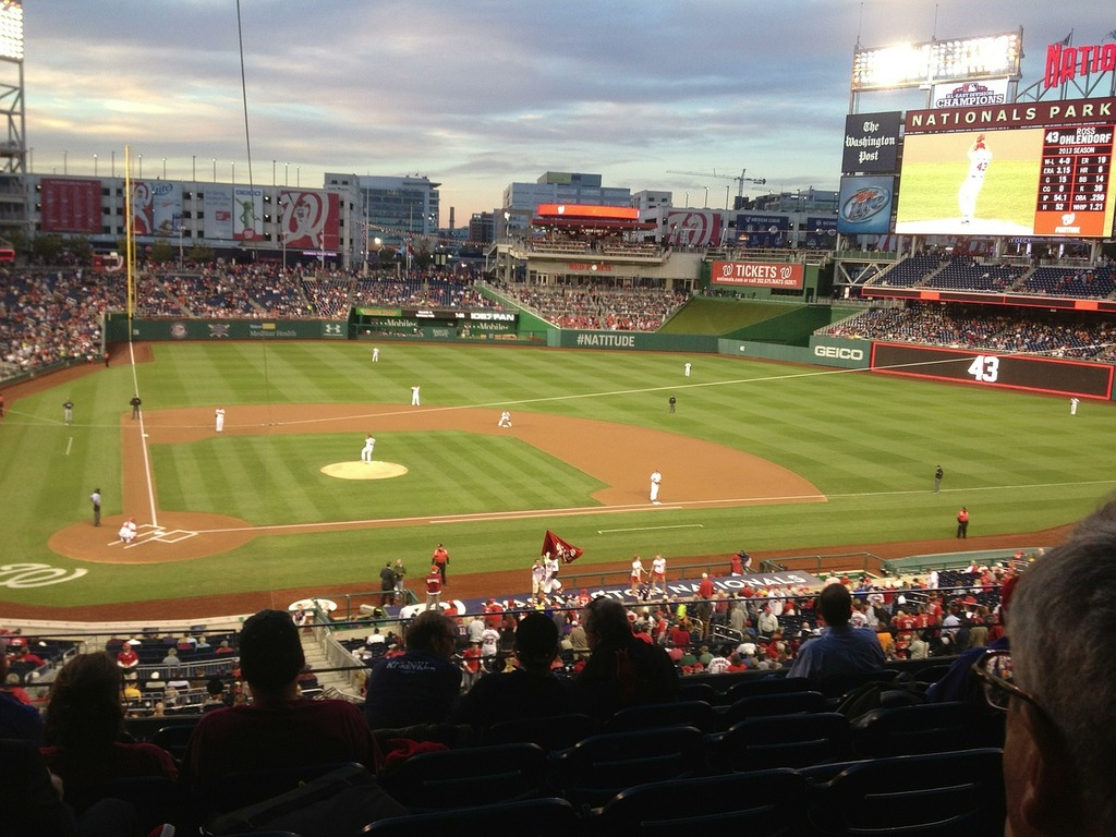 Baseball washington nationals mlb, sports.