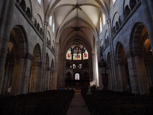 Basel cathedral münster basel, religion.