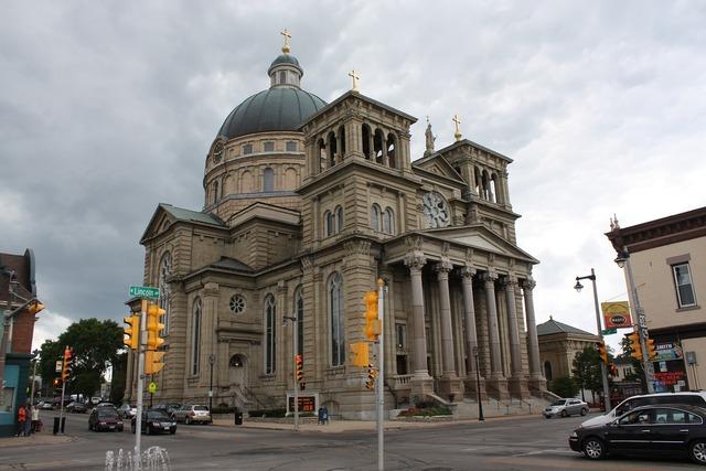 Basilica milwaukee ne.