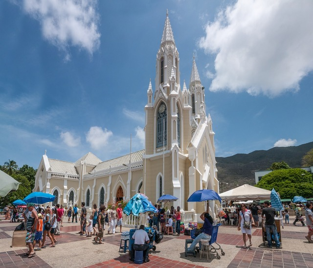 Basilica our lady of the valley isla margarita, religion.