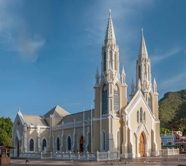 Basilica our lady of the valley venezuela, religion.