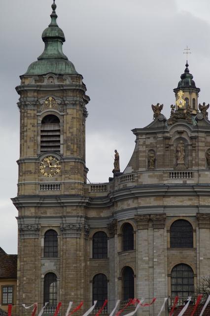 Basilica vineyard tower, religion.