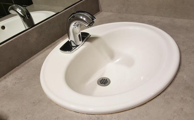 Basin sink tap.