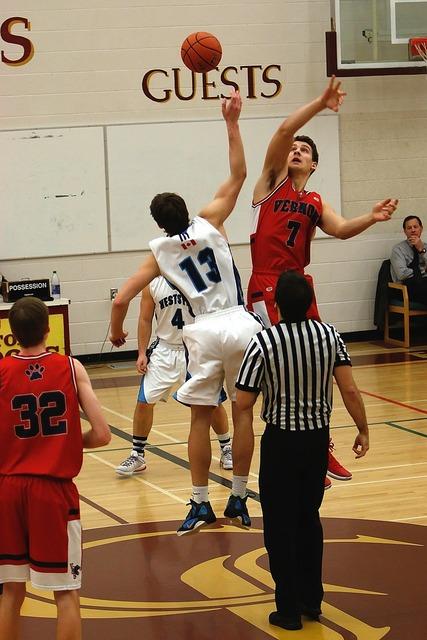 Basketball game ball, sports.